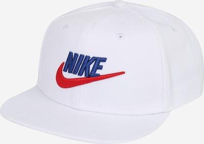 Nike Sportswear Hattu 'Y NK PRO FUTURA 4' värissä kuninkaallisen sininen / punainen / valkoinen, Tuotenäkymä