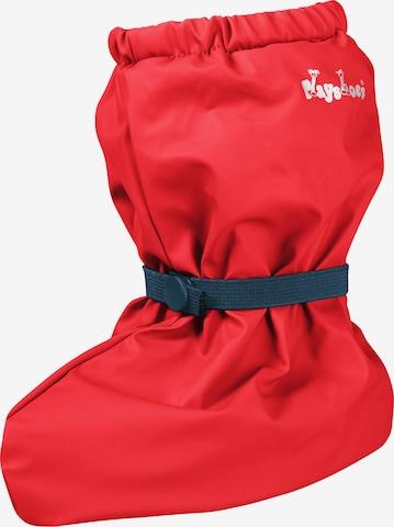 Chaussettes PLAYSHOES en rouge