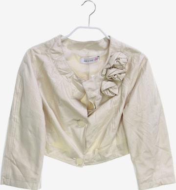 Made in Italy Jacket & Coat in M in Beige