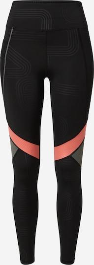 ONLY PLAY Pantalon de sport 'Joki' en gris / rose ancienne / noir, Vue avec produit