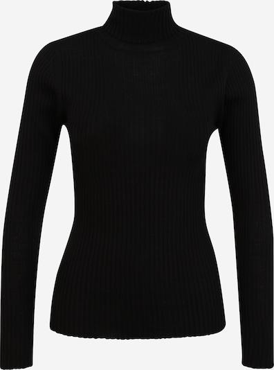 Selected Femme Petite Trui 'COSTINA' in de kleur Zwart, Productweergave