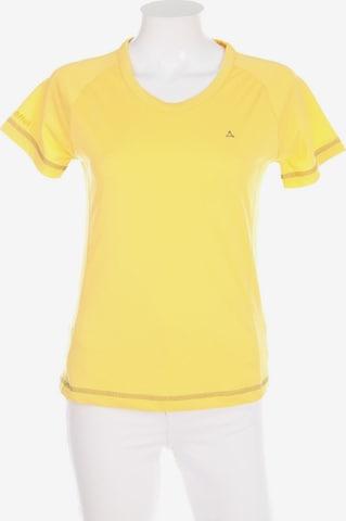 Schöffel Sport-Shirt in M in Gelb