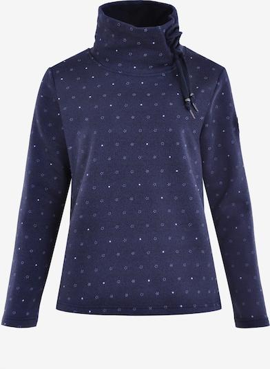 Navigazione Sweatshirt in blau, Produktansicht