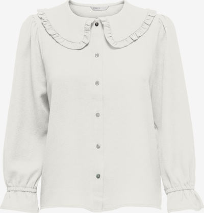 ONLY Bluse 'Nova' in weiß, Produktansicht