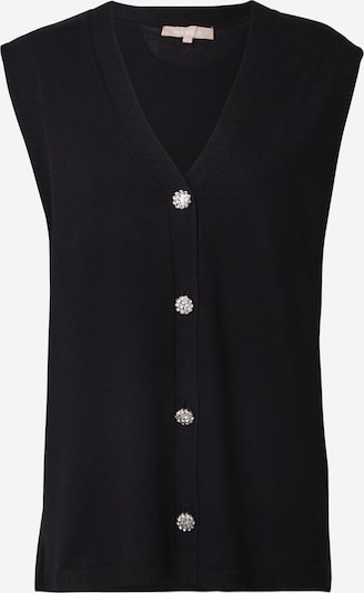 Soft Rebels Knit cardigan 'Lisa' in Black / White, Item view