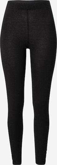Leggings 'WOOLA' Y.A.S pe negru, Vizualizare produs