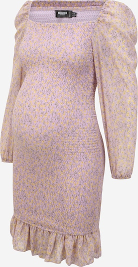 Missguided Maternity Kleid in gelb / khaki / lila, Produktansicht