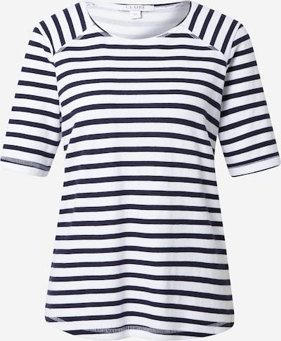 Claire Shirt 'Aliyah' in navy / weiß, Produktansicht