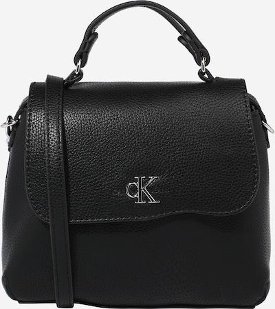 Poșete Calvin Klein Jeans pe negru, Vizualizare produs