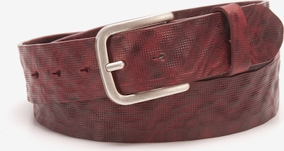BA98 Wechselgürtel in rot / rostrot, Produktansicht