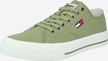 Tommy Jeans Sneaker in Grün