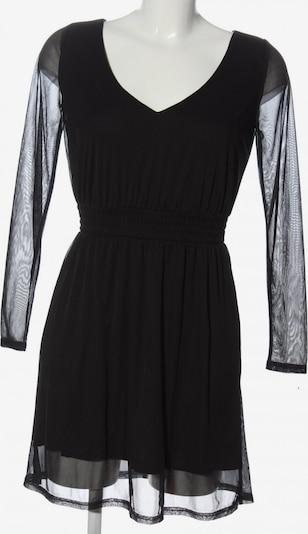 Pier One Langarmkleid in XS in schwarz, Produktansicht