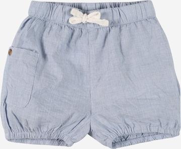 Pantalon 'Herluf' Hust & Claire en bleu