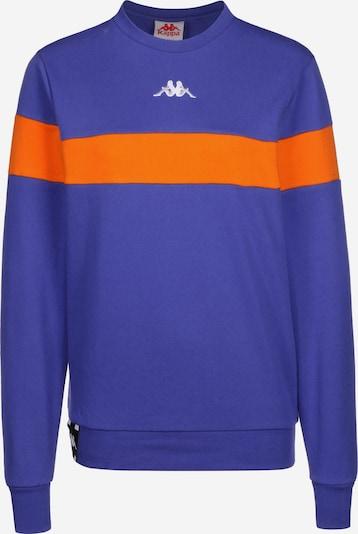 KAPPA Sweatshirt in blau, Produktansicht