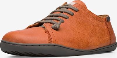 CAMPER Chaussure de sport à lacets ' Peu ' en orange, Vue avec produit