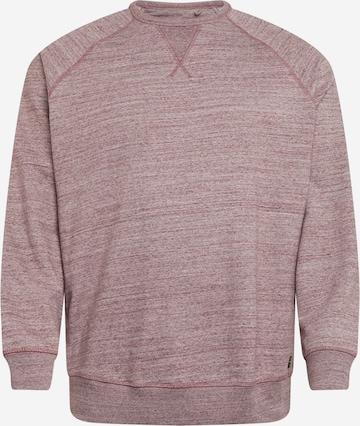 Blend Big Sweatshirt 'NEMO' in Rot