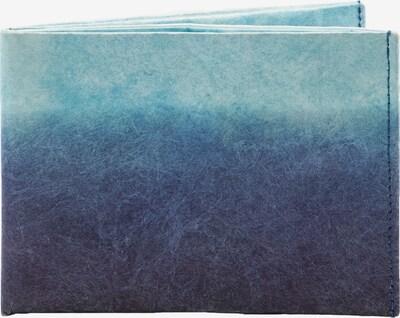 paprcuts Portemonnaie 'BLUE LAGOON' in blau, Produktansicht