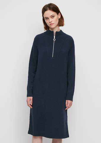 Marc O'Polo DENIM Knitted dress in Blue