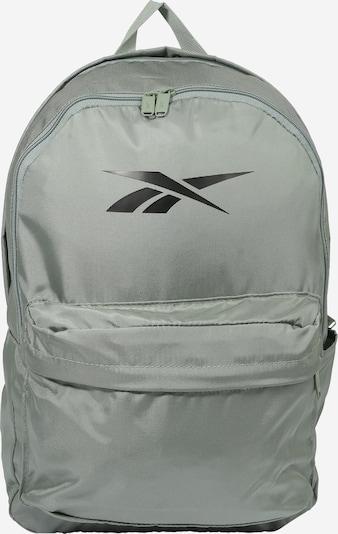 REEBOK Sac à dos de sport en vert / blanc, Vue avec produit