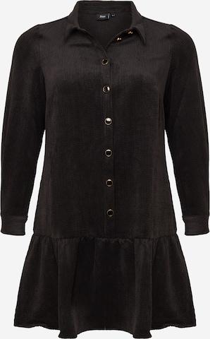 Rochie de la Zizzi pe negru