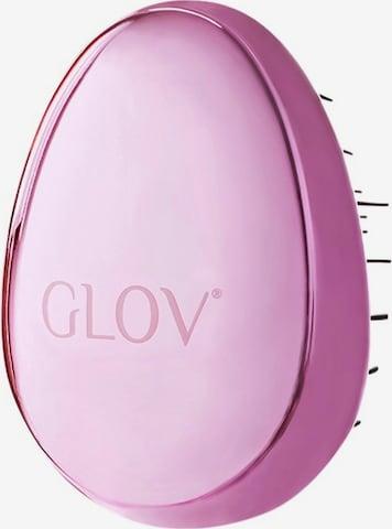 GLOV Hair Brush 'Mirror Pink' in
