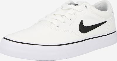 fekete / fehér Nike SB Rövid szárú edzőcipők 'Chron 2', Termék nézet