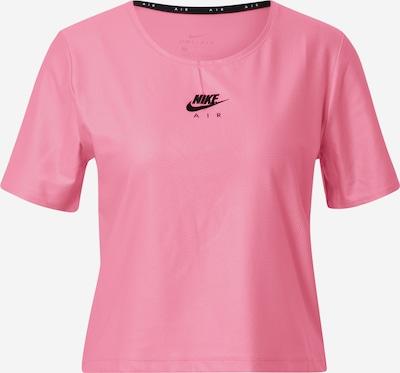 NIKE T-shirt fonctionnel en rose / noir, Vue avec produit