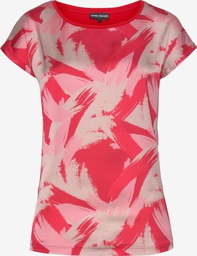 BRUNO BANANI Bluse in hellpink / rot, Produktansicht