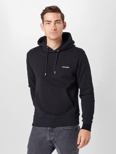 Megztinis be užsegimo iš Calvin Klein , spalva - juoda: Vaizdas iš priekio