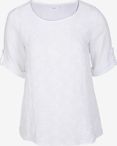 Paprika Bluse in weiß, Produktansicht