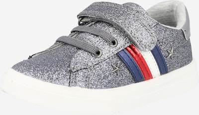 TOMMY HILFIGER Sneakers in Blue / Red / Silver / White, Item view