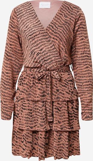 SISTERS POINT Kleid 'NEKKO' in rosé / schwarz, Produktansicht