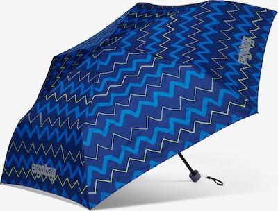 ergobag Paraplu in de kleur Blauw, Productweergave