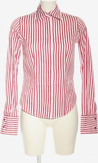 TM Lewin Langarmhemd in XS in rot / weiß, Produktansicht
