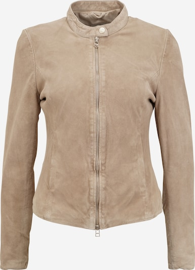 Goosecraft Lederjacke 'ANNA' in beige, Produktansicht