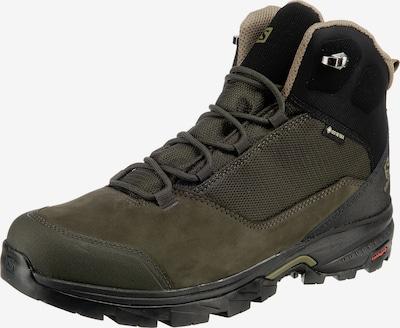 SALOMON Škornji 'Outward' | kaki / črna barva, Prikaz izdelka