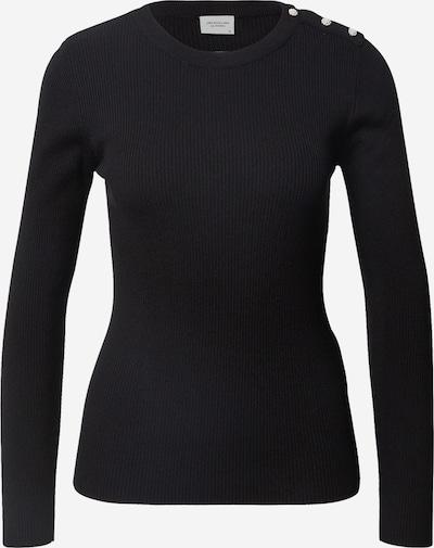 JACQUELINE de YONG Jersey 'JDYRosso' en negro / blanco perla, Vista del producto