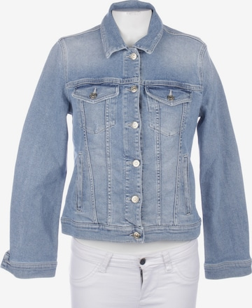 7 for all mankind Jacket & Coat in S in Blue