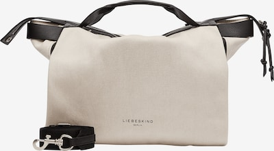 Liebeskind Berlin Handtasche in beige / schwarz, Produktansicht