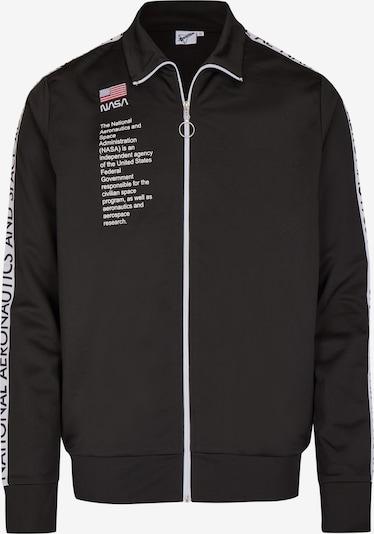 Course Jacke in schwarz, Produktansicht