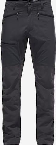 Haglöfs Outdoorhose 'Lite Flex' in Grau