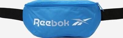REEBOK Športna torbica za okrog pasu | modra / bela barva, Prikaz izdelka