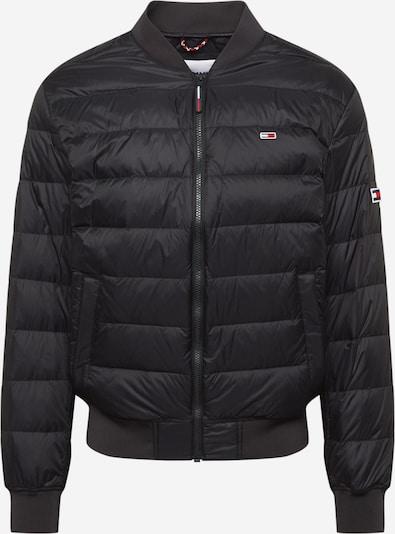 Tommy Jeans Övergångsjacka i svart, Produktvy