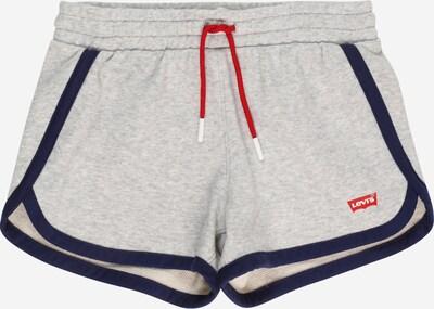 LEVI'S Pantalón en navy / gris claro / rojo, Vista del producto