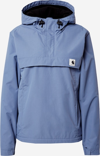 Carhartt WIP Starpsezonu jaka 'Nimbus', krāsa - dūmu zils, Preces skats