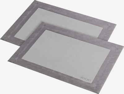 JOOP! Tischset in stone / platin, Produktansicht