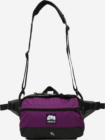 ADIDAS ORIGINALS Belt bag in Black
