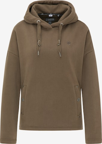 DreiMaster Vintage Sweatshirt in Grün