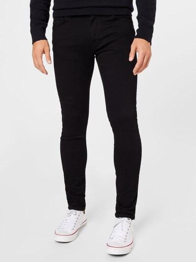 JUST JUNKIES Jeans 'Max' in schwarz, Modelansicht