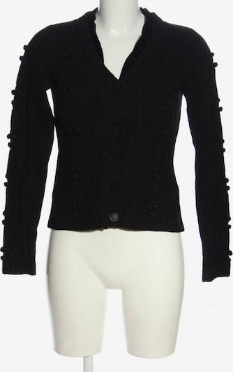 SINGH S. MADAN Cardigan in XS in schwarz, Produktansicht